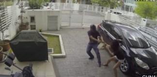 thief malaysian purse muay thai