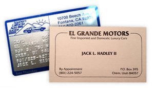 Jack Hadley El Grande Motors