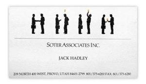 Jack Hadley Soter Associates Art Director