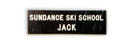 Jack Hadley Sundance Ski School