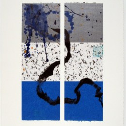 Doubles: Large Scale Monoprints