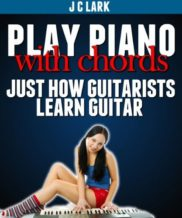 play piano with chords Book 1