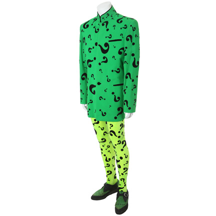 The Green Outfit Story