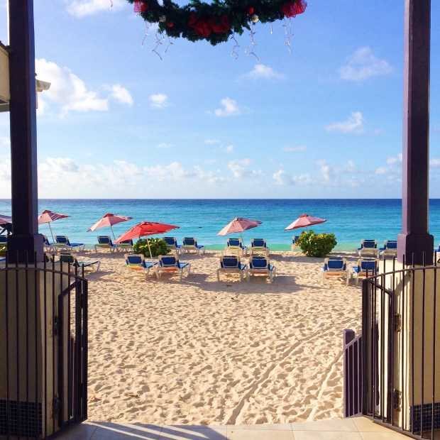Infinity on the Beach hotel, Dover Beach, Barbados. Read my honest review of Infinity on the Beach   Jackie Jets Off   Part time travel blog
