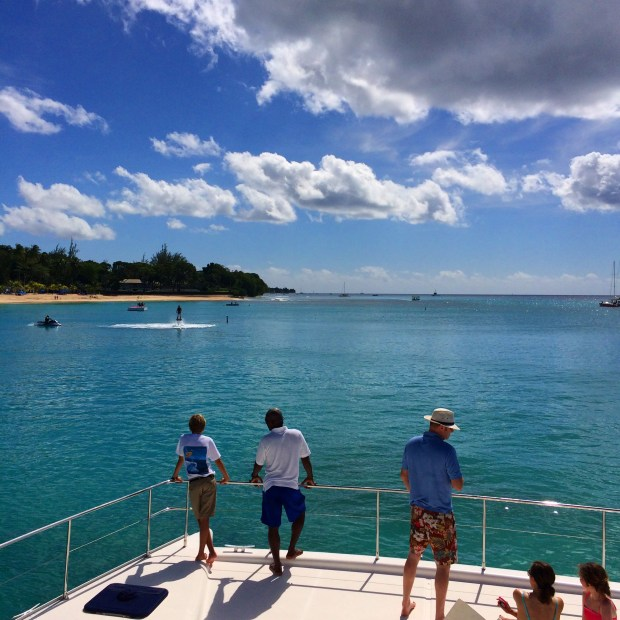 Silver Moon Barbados Luxury Catamaran Cruise | Review by Jackie Jets Off
