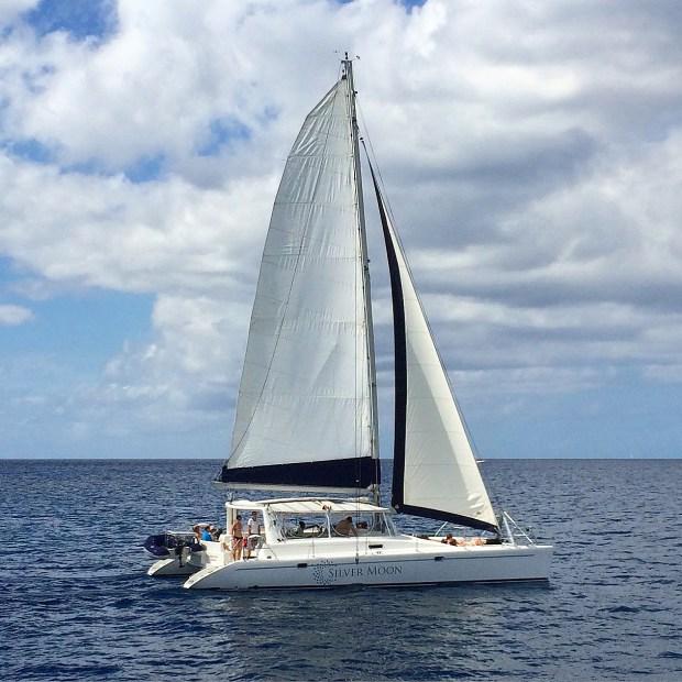 Silver Moon Catamaran, Barbados