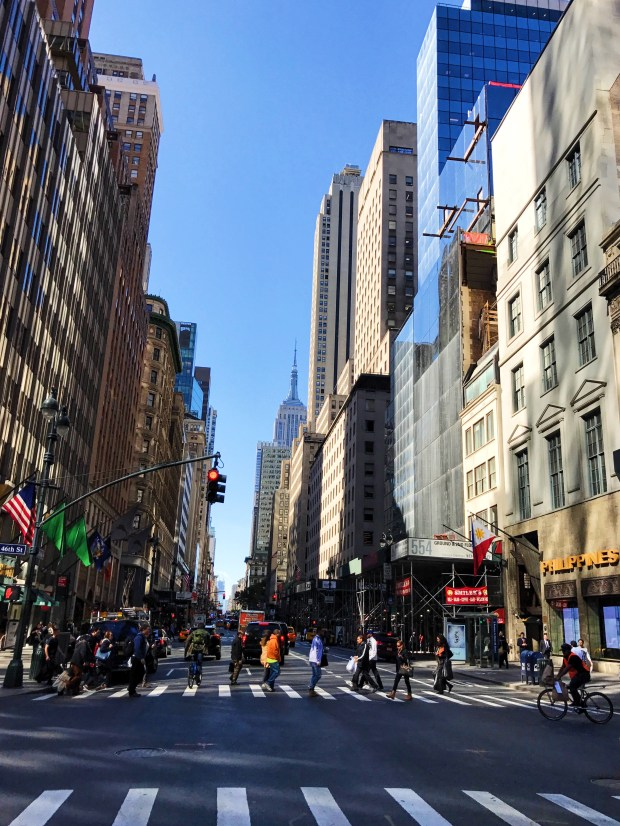 NYC Motorcycle Tours | Review by Jackie Jets Off | See what it's like to ride around Manhattan on a motorcycle!