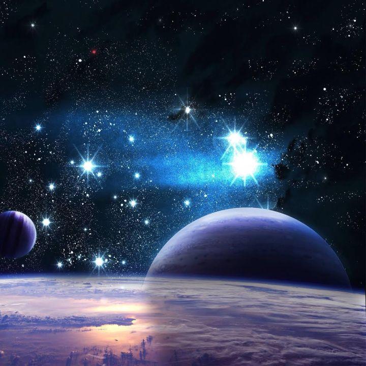 星のモチーフ画像