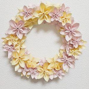 折り紙花2