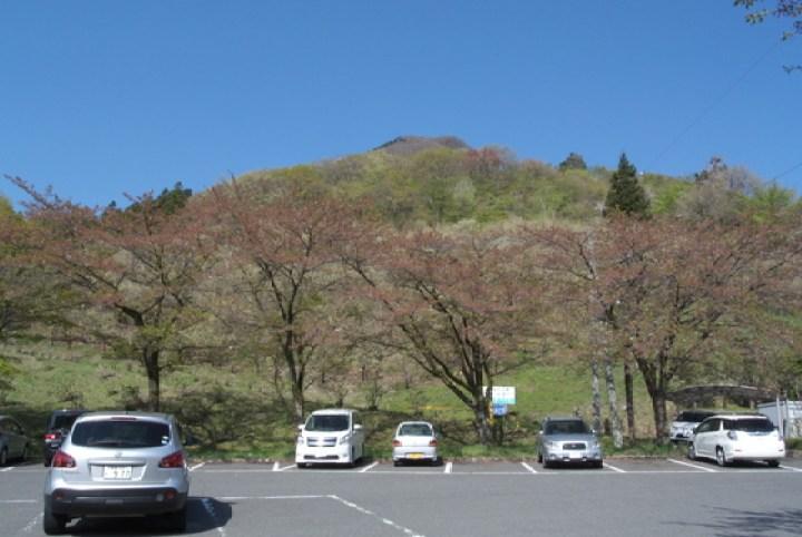 水沢観音駐車場