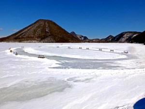 スケート榛名湖