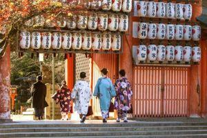 笠間稲荷神社初詣