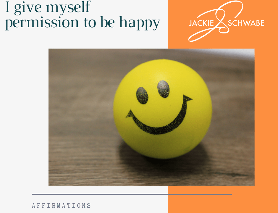 Permission to be Happy