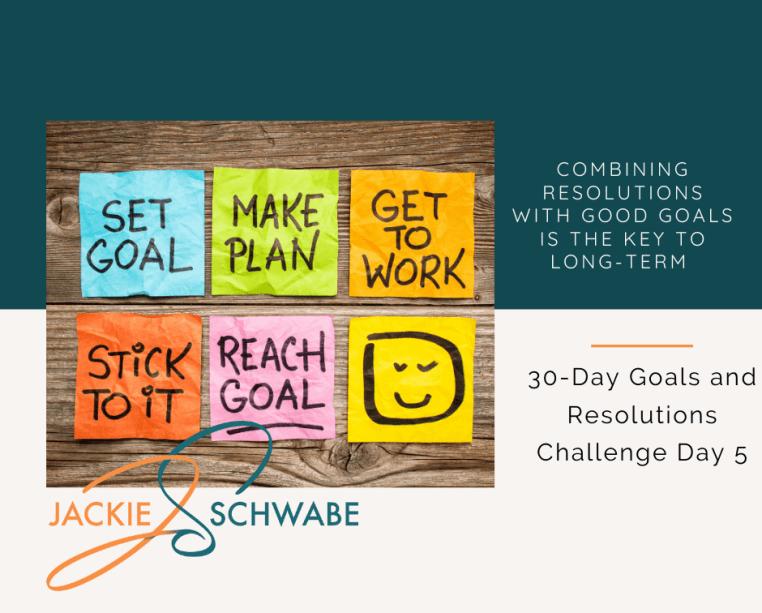Combine Resolutions and Good Goals