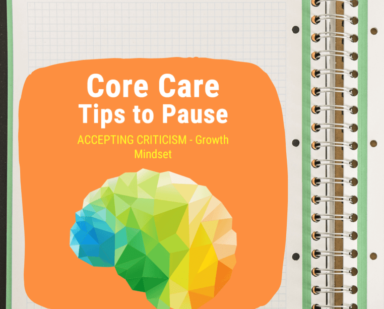 Core Care - Tips to Pause