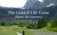 The Guided Life Ezine - Share the Journey