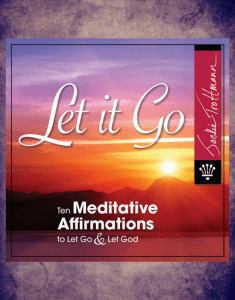 Shop Let it Go Meditation CD