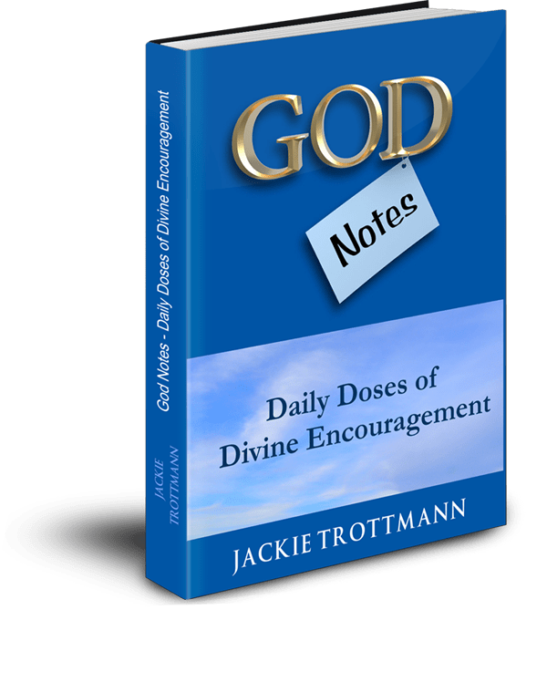 God Notes - Daily Doses of Divine Encouragement Book