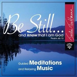 Be Still Meditation CD