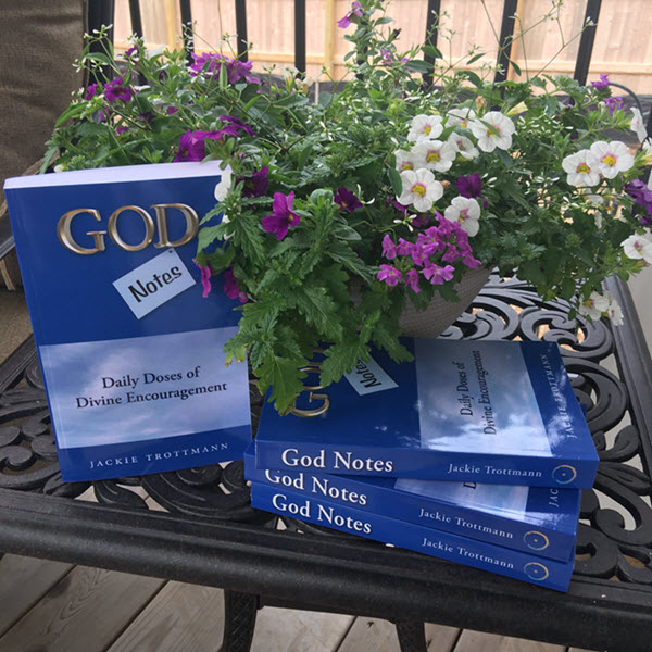 Daily Devotional - God Notes - Daily Doses of Divine Encouragement