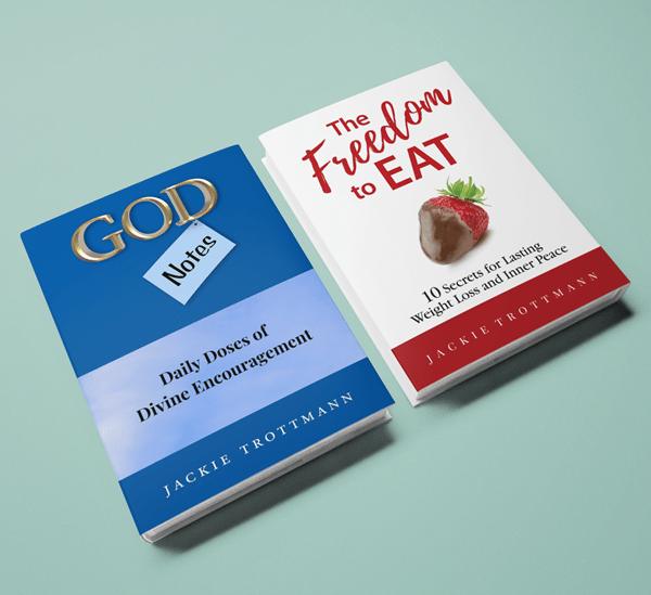 God Notes and The Freedom to Eat Books