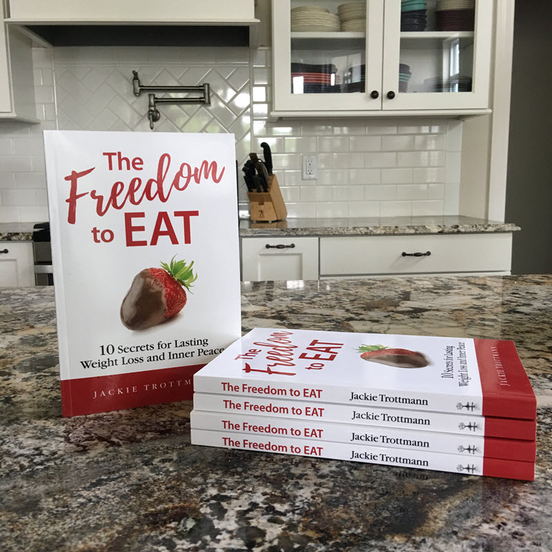 The Freedom to EAT - 10 Secrets for Lasting Weight Loss and Inner Peace