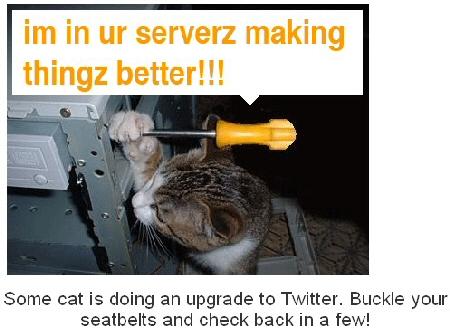 Twitter Upgrades