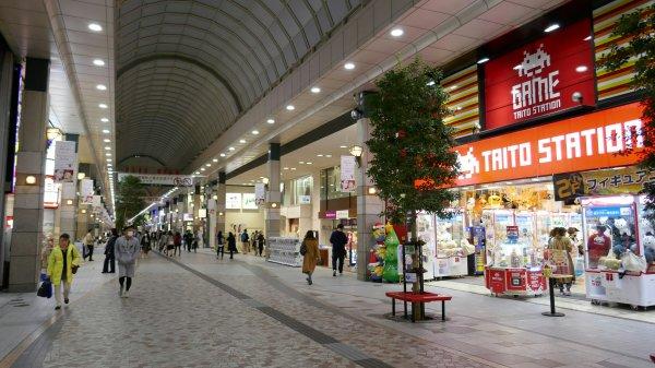 Ichibancho Arcade