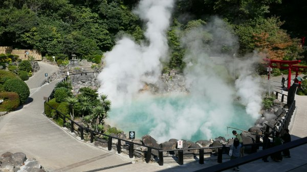 The 'Hell' of Beppu