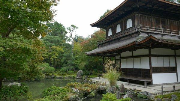Ginkakuji Temple,