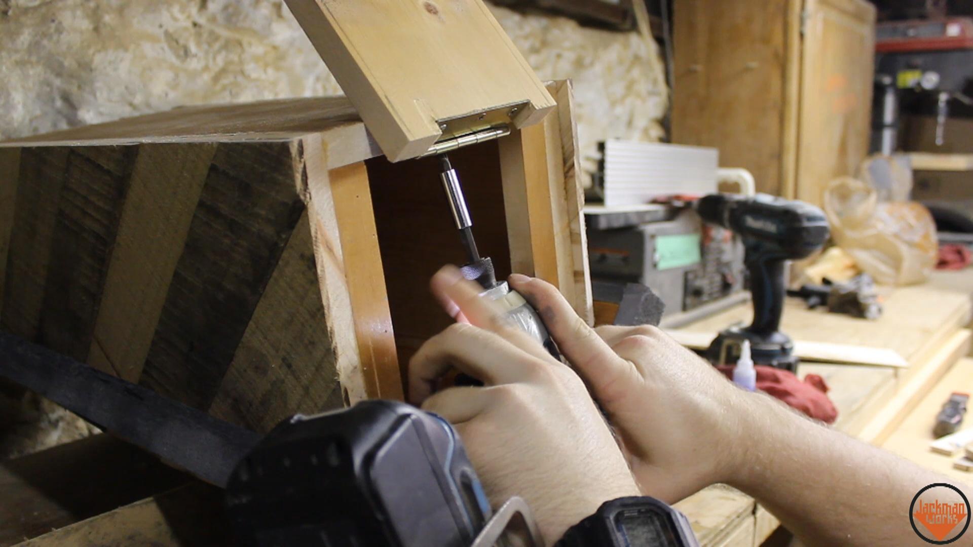 Wood mailbox 19 jackman works jackmanjackman worksjackman carpentrycarpentrywoodworkingwooddiydo it yourselfbuildingmakingdesignupcycledrecycledreclaimedhow to make a solutioingenieria Images