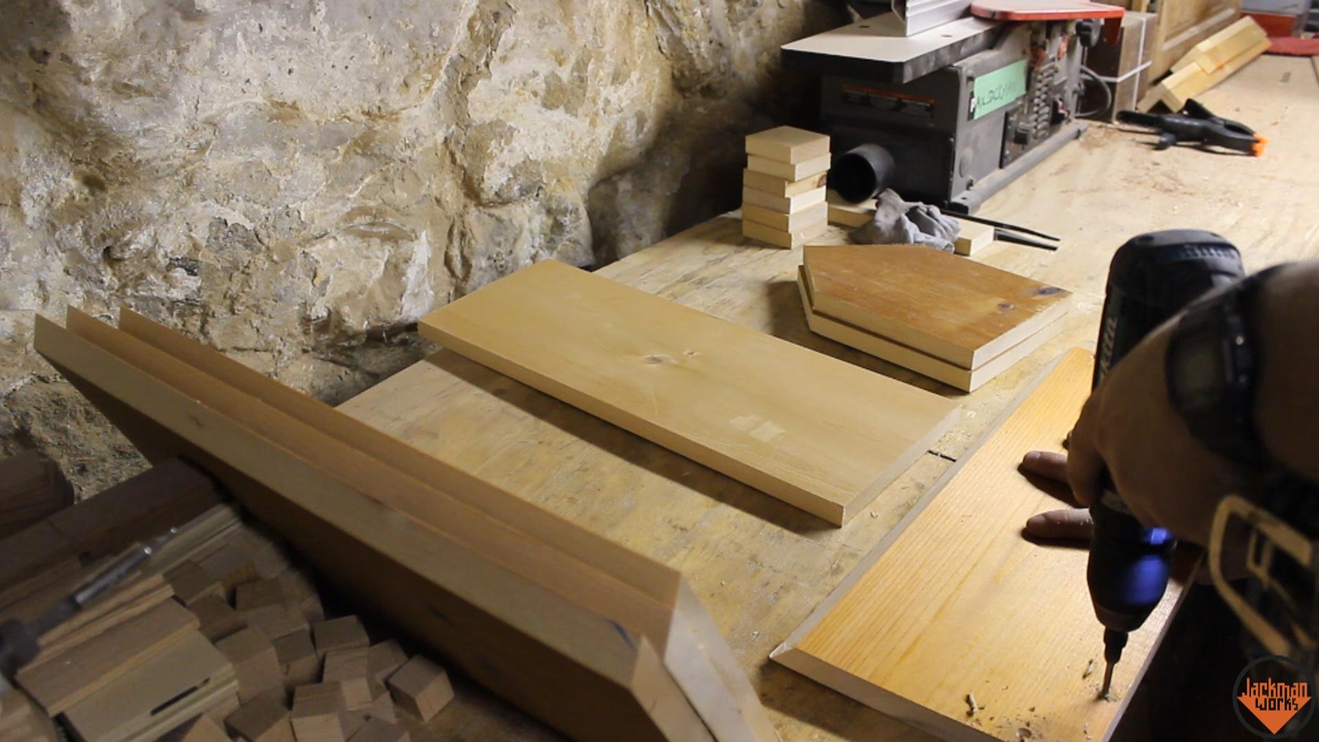 Wood mailbox 6 jackman works jackmanjackman worksjackman carpentrycarpentrywoodworkingwooddiydo it yourselfbuildingmakingdesignupcycledrecycledreclaimedhow to make a solutioingenieria Images