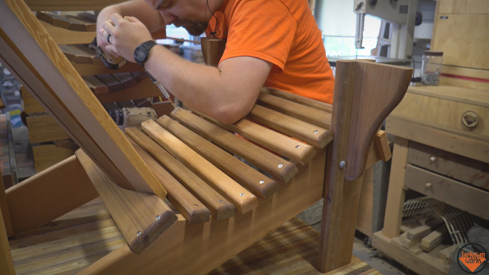 How To Build The Ultimate Adirondack Chair 28 Jackman Works