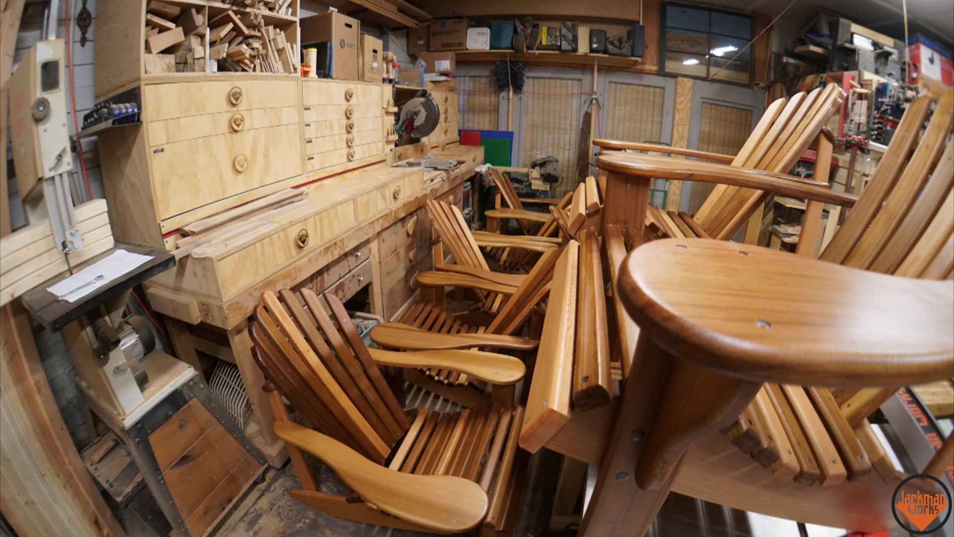 How To Build The Ultimate Adirondack Chair 33 Jackman Works