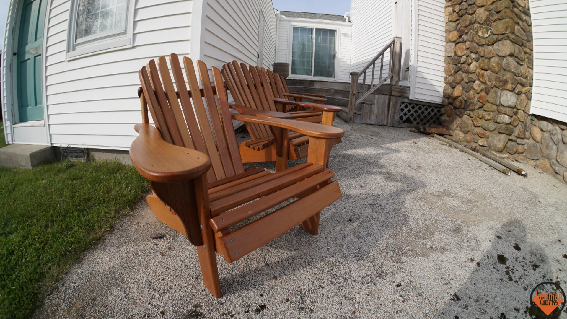 How To Build The Ultimate Adirondack Chair 38 Jackman Works