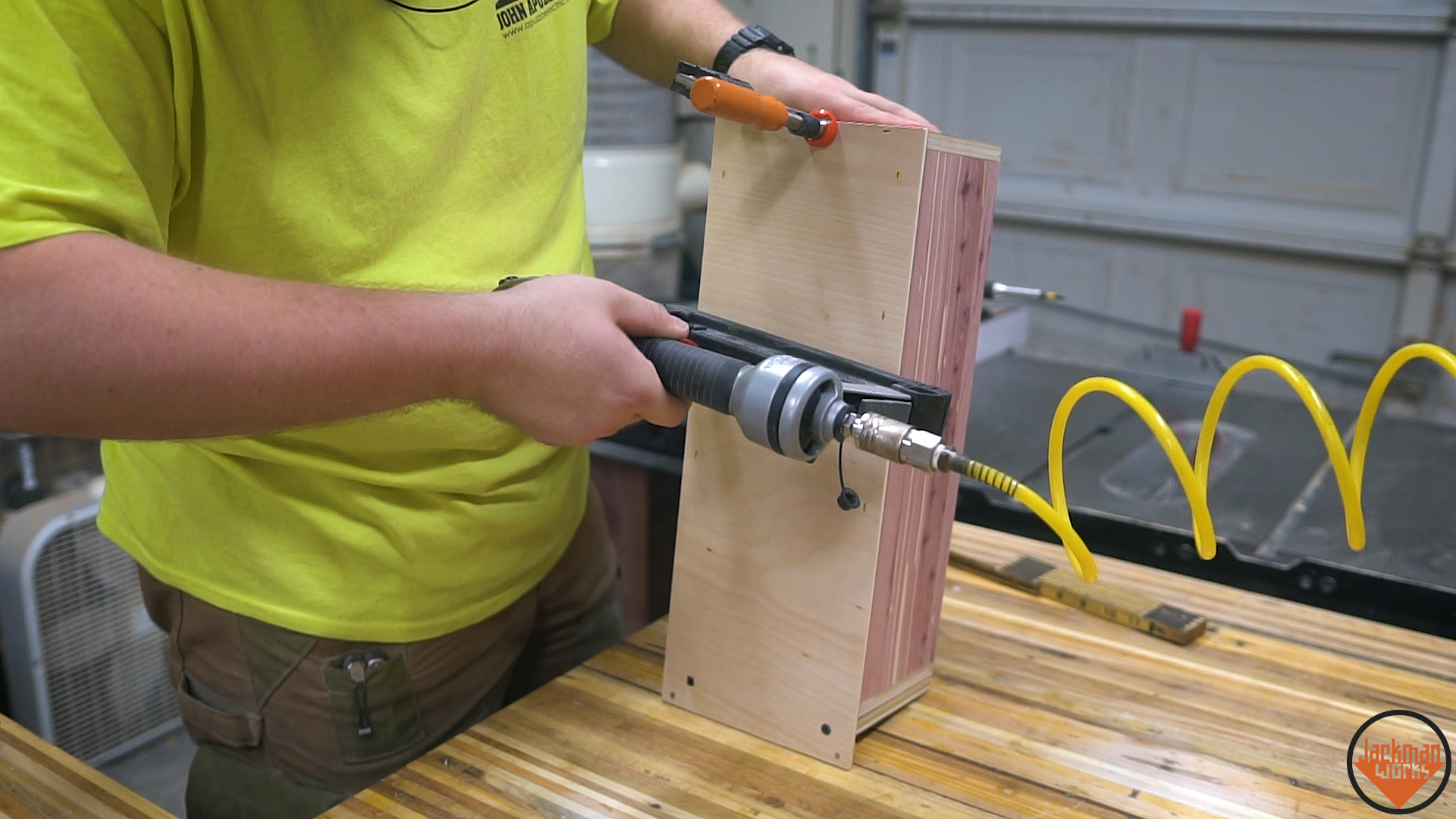 Router table storage cabinet 26 jackman works jackmanjackman worksfence systemrouter tablehow to build a router table woodworkingrouter liftshop storagestorageorganizationworkshop organization greentooth Choice Image