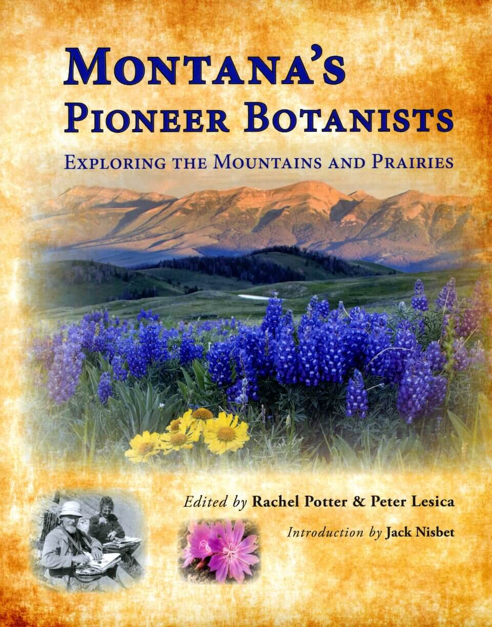Montana's Pioneer Botanists Cover