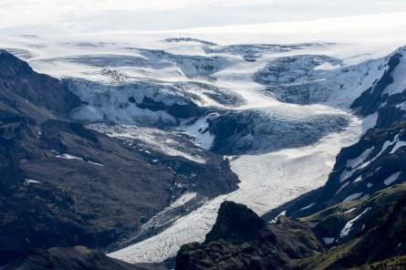 Myrdals glacier