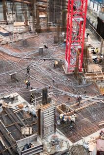 Skycraper construction 1