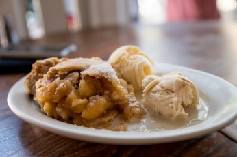 Apple pie in Julian