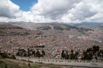 La Paz!