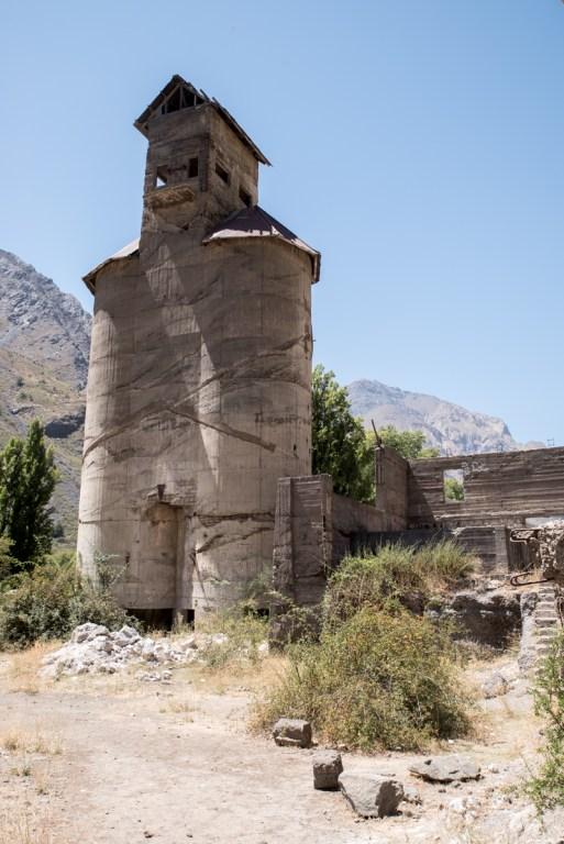 Old mine station