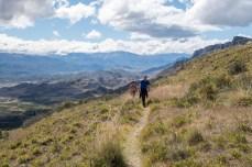 Hiking in Parque Patagonia