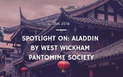 Spotlight on: Aladdin by West Wickham Pantomime Society