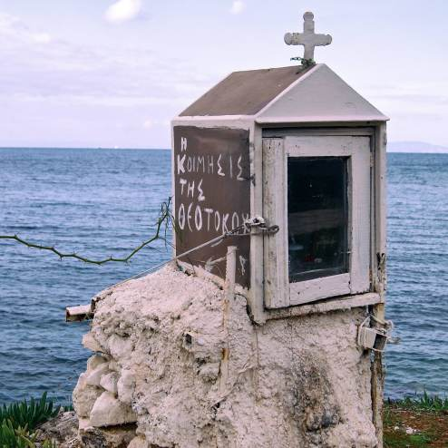 Shrine by the Sea