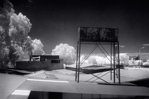 Industrial Area Infrared