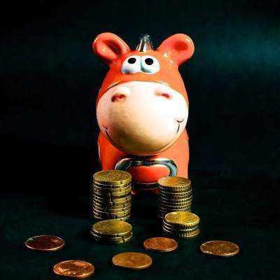 Smiling Money Box