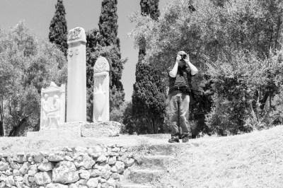 A Photographer amongst the Tombs