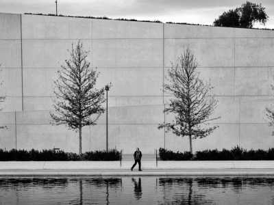 Street Photography Symmetry