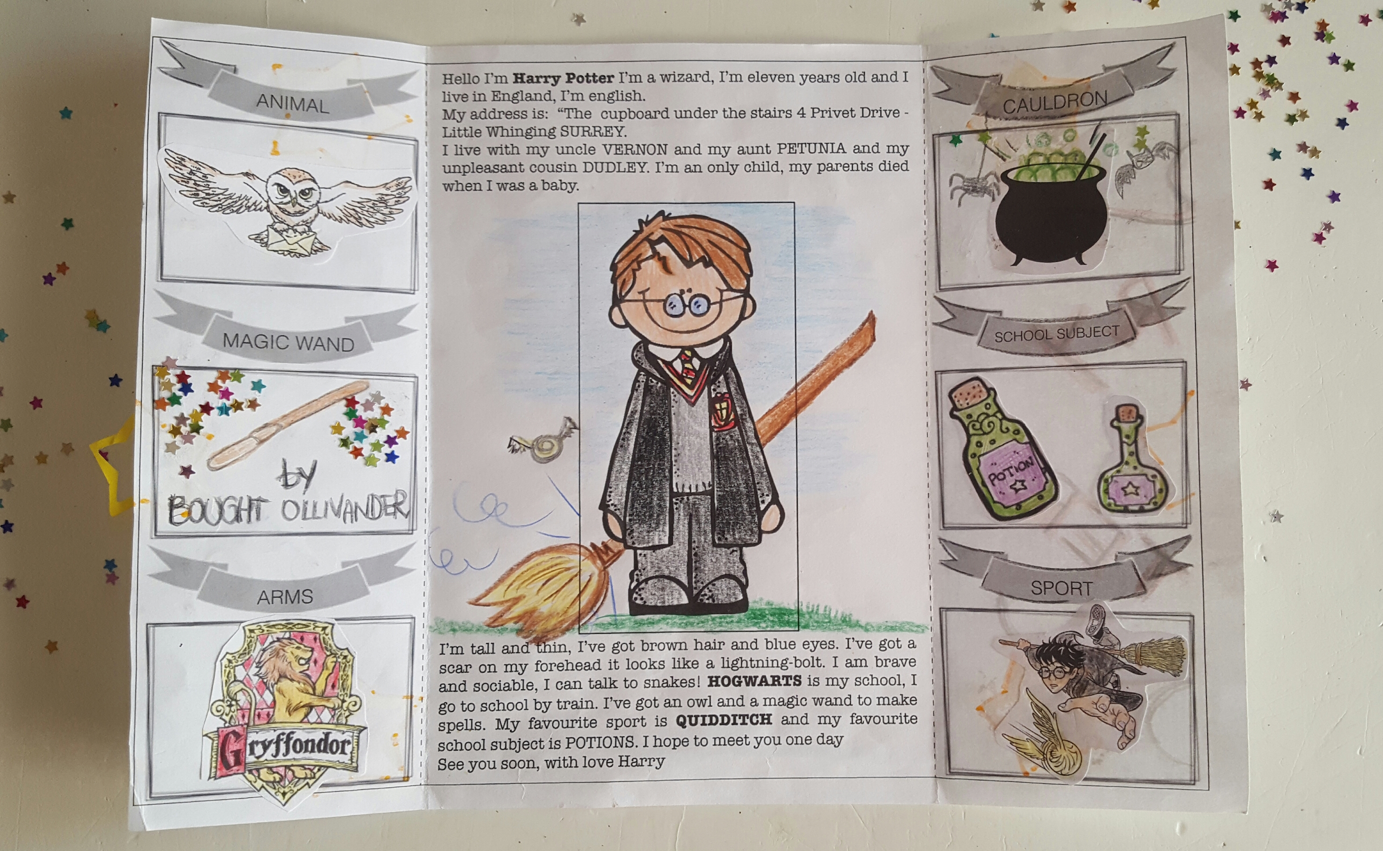 Harry Potter Activities Archivi Jack Potato